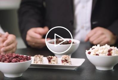 Ingredients Crunchy Cranberries
