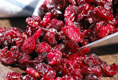 Ingredients Sweetened Dried Cranberries