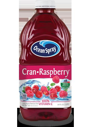 Cran•Raspberry® Cranberry Raspberry Juice Drink